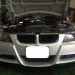 BMW・E90エンジンオイル漏れ修理